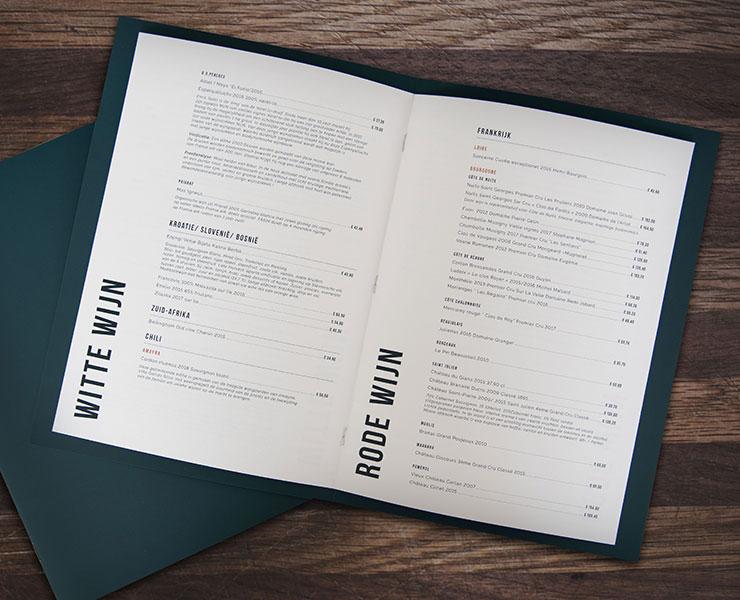 De Ke Restaurant Wijnkaart Small